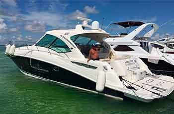 Renta de yates de lujo en Cancun, yate Sundancer de 48 pies, renta de yate sundancer 48, isla mujeres, cancun, puerto morelos, puerto aventuras, puerto cancun, cozumel, charter privado, charter de lujo