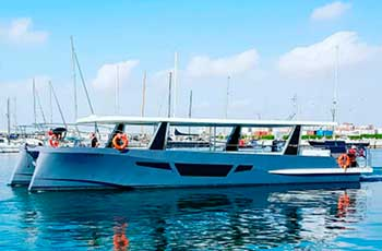 Renta de yates en Cancun, Renta de yate grande, Lujo, Catamaran, Cena abordo, elegante, boda, canucn, isla mujeres