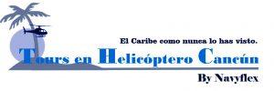 Tours en helicoptero en cancun