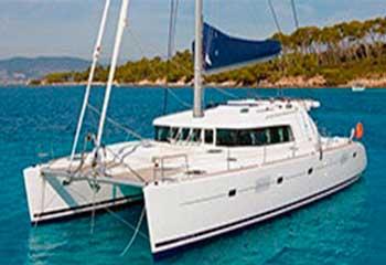 renta de catamaran en cancun