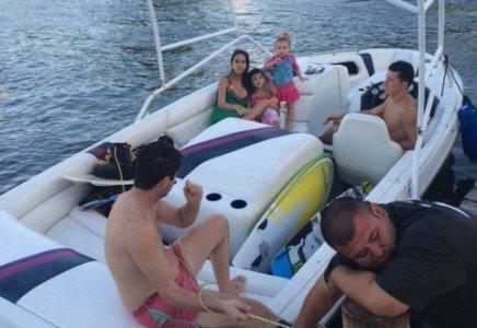 renta de lancha de wakeboard en cancun