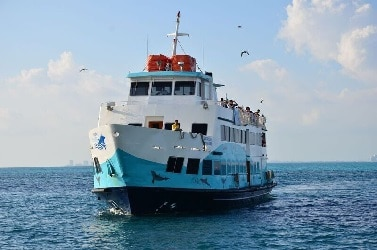 renta de barcos para bodas en cancun