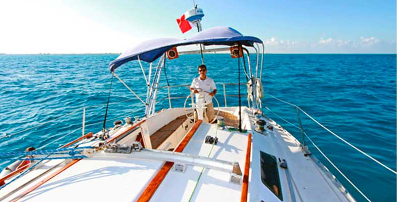 Renta de veleros en cancun, Xanadu