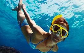 Renta de yates en Cancun, tour de snorkel en la bocana yate sea ray de 40 pies, riviera maya, de lujo