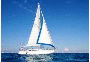 renta de velero para dormir abordo en Riviera Maya