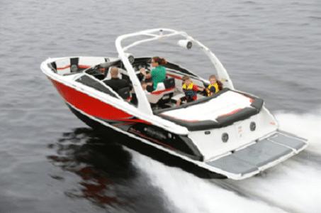 lancha de wakeboard a la renta cancun charter