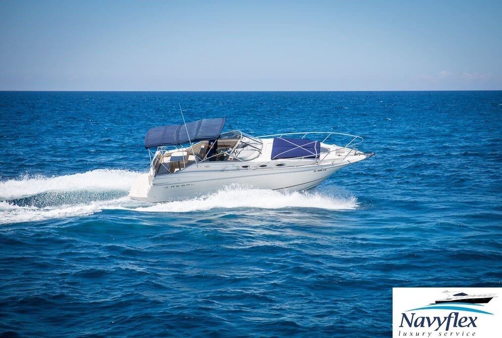 regal puerto aventuras speed boat