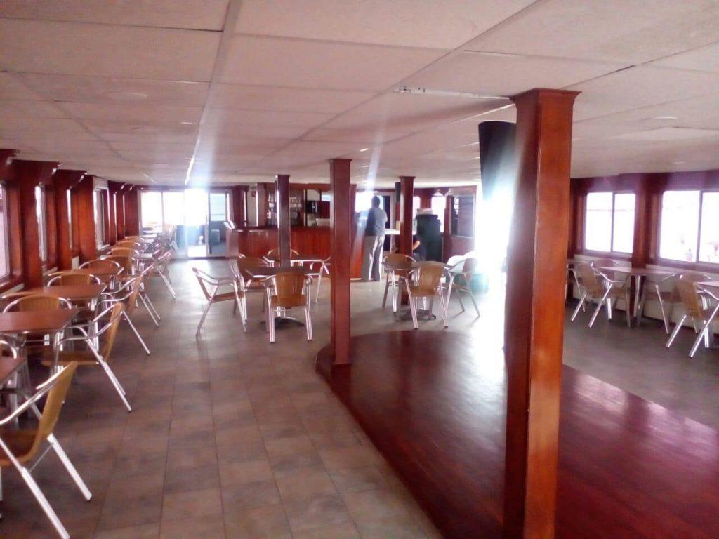 barco para grupos grandes cancun