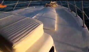 Renta de barco para eventos en Cancun 60 pax