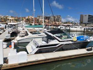 Alquiler de yates en Cabo San Lucas