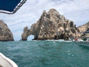 arco en Renta de Yates en Cabo San Lucas