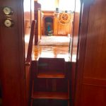 barco 7 pax para pernocta en La Paz