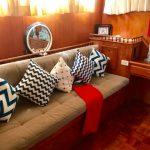 barco para pernocta en La Paz baja california sur