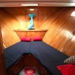 cuarto exrta de barco para pernocta en La Paz