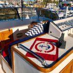 flybridge 4 de barco para pernocta en La Paz