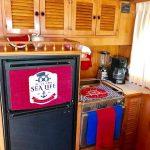 refrigerador de barco para pernocta en La Paz