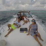 Sea Ray 41 renta de yates en cancun