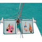 catamaran voyage DC45 Puerto Aventuras