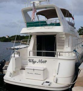 Neptunus 60 Riviera Maya renta de yates