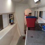 catamaran puerto aventuras rentals interior
