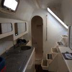 catamaran puerto aventuras rentals interior 2