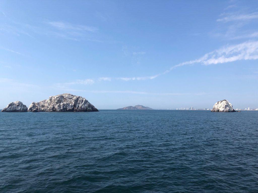 Islas de Mazatlan yates en renta