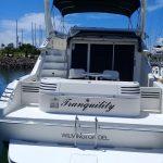 Sea Ray 44 Meco Mazatlan tranquility popa