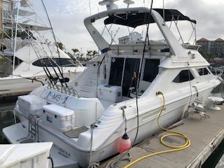 Sea Ray 44 Renta de Yates en Mazatlan