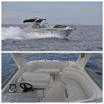 bayliner33 yacht rentals los cabos