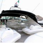 Sea Ray 65 yate en renta popa
