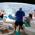 Sea Ray 65 yate en renta paseo