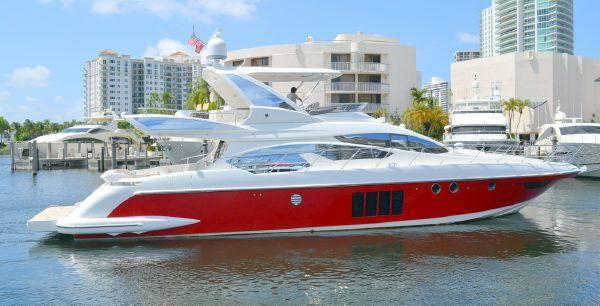 Azimut 64 Yates Cancun
