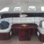 catamaranenrentacozumel35piesinterior