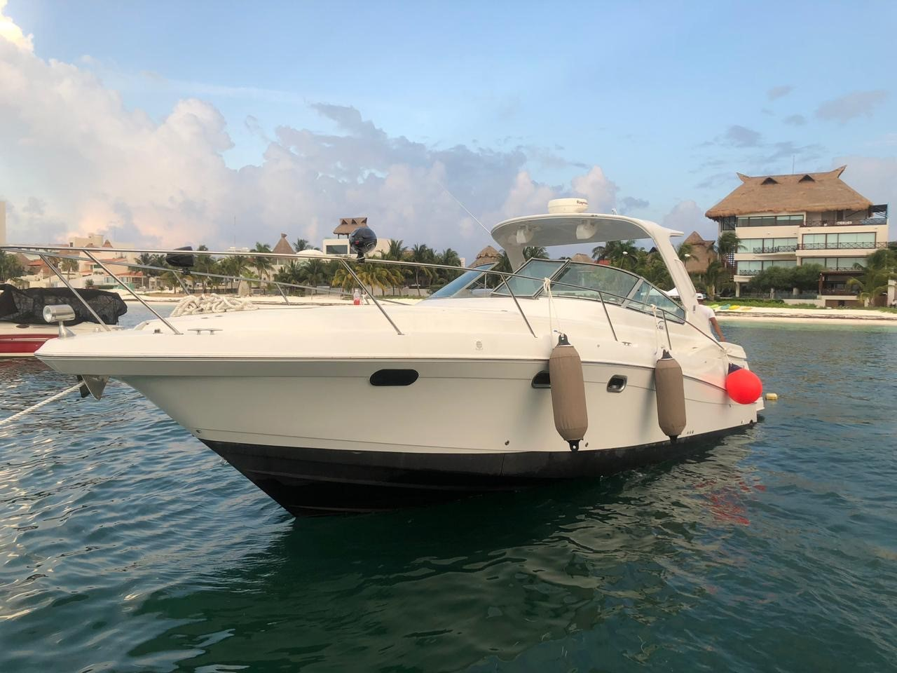 Sea Ray 30 aleksa cancun yates en renta
