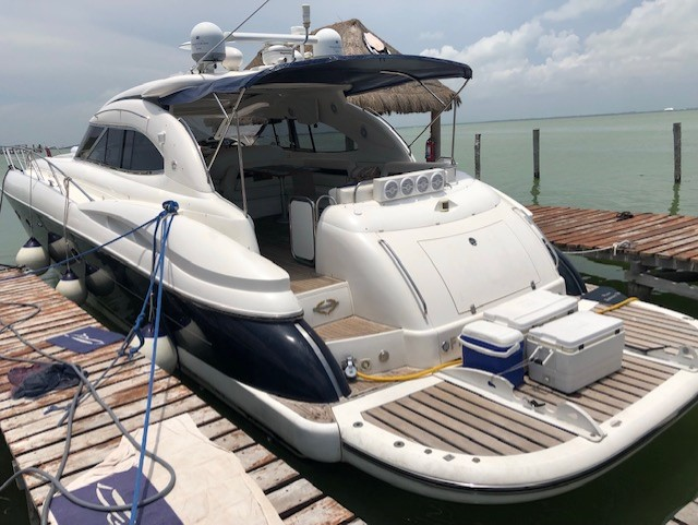 sunseeker 60 cancun yates