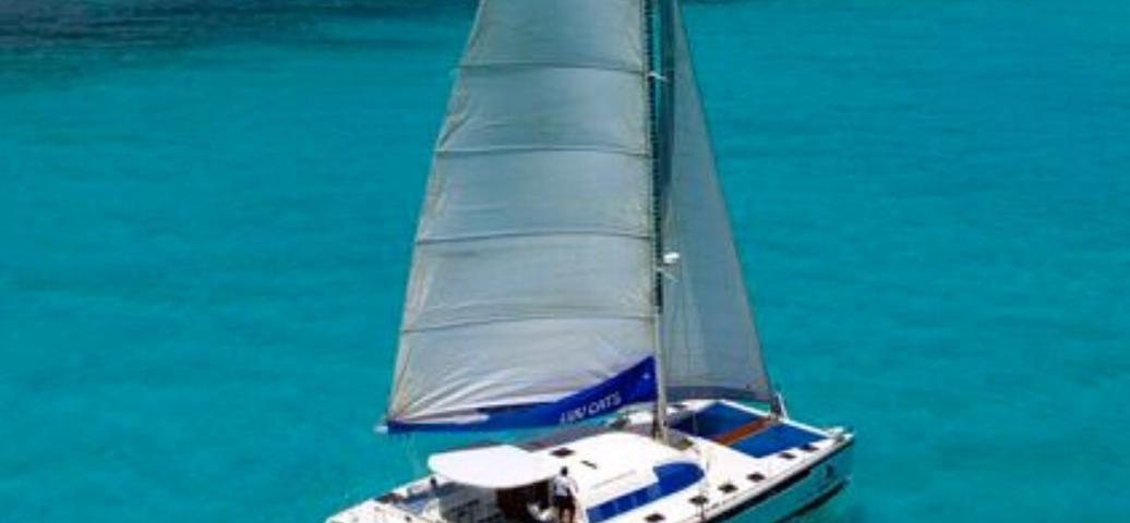 alquiler de catamaranes en Cancun