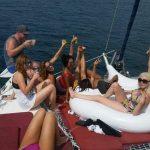 renta de catamaranes lagoon en Puerto Vallarta 38 pies