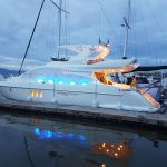 yate Azimut 58 marina Vallarta a la renta
