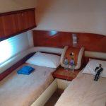 yate Azimut 58 marina Vallarta cuarto doble