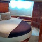 yate Azimut 58 marina Vallarta en renta